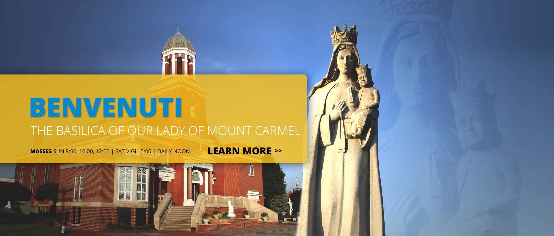 Our Community | Basilica of Our Lady of Mount Carmel & Saint Anthony